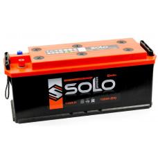Аккумулятор SOLO PREMIUM TT  140 Ач, 1000 А, российская полярность, конусные клеммы ²