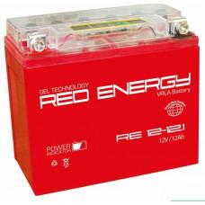 Аккумулятор RED ENERGY RE 12В 12 Ач, 190 А (RE 1212.1) GEL ⁶