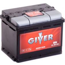 Аккумулятор GIVER HYBRID 60 Ач, 500 А, прямая полярность ²