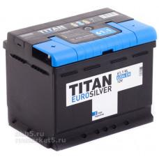 Аккумулятор TITAN Euro Silver 61 Ач, 620 А, прямая полярность ⁵