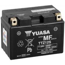 Аккумулятор GS YUASA  12В 11 Ач (TTZ12S), прямая полярность ⁶