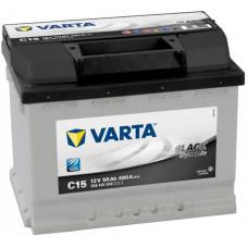 Аккумулятор VARTA Black Dynamic 56 Ач, 480 А (C15), прямая полярность ²