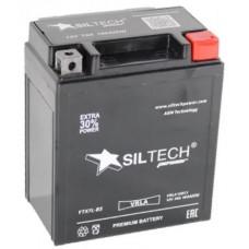 Аккумулятор SILTECH VRLA 12В 7 Ач, 100 А (YTX7L-BS), обратная полярность ¹