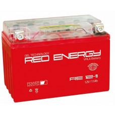 Аккумулятор RED ENERGY RE 12В 11 Ач, 215 А (RE 1211) GEL ⁶