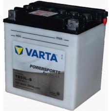 Аккумулятор VARTA POWERSPORTS FP 12В 30 Ач, 300 А (530400030) ²