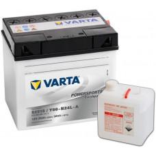 Аккумулятор VARTA POWERSPORTS FP 12В 30 Ач, 180 А (530030030), обратная полярность ²