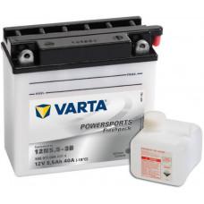 Аккумулятор VARTA POWERSPORTS FP 12В 5 Ач, 55 А (506011004), обратная полярность ²