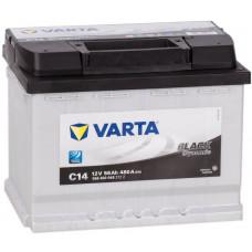 Аккумулятор VARTA Black Dynamic 56 Ач, 480 А (C14 ), обратная полярность ¹