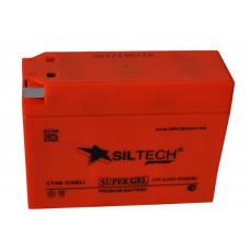 Аккумулятор SILTECH GEL 12В 3 Ач, 45 А (GT4B-5) GEL, тонкие клеммы ¹