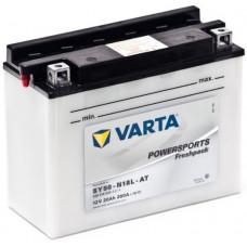Аккумулятор VARTA POWERSPORTS FP 12В 20 Ач, 260 А (520016020), обратная полярность ²