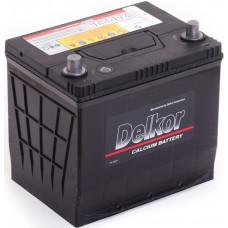 Аккумулятор DELKOR Asia  65 Ач, 570 А (75D23R), прямая полярность ²