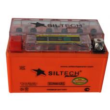 Аккумулятор SILTECH i GEL 12В 7 Ач, 100 А (YTX7A-BS) GEL, прямая полярность ¹