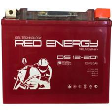 Аккумулятор RED ENERGY DS 12В 20 Ач, 285 А (DS 12201), обратная полярность ⁶