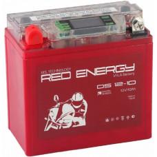 Аккумулятор RED ENERGY DS 12В 10 Ач, 110 А (DS 1210), прямая полярность ⁶