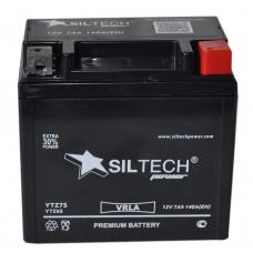 Аккумулятор SILTECH VRLA 12В 7 Ач, 140 А (YTZ7S), обратная полярность ¹