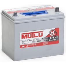Аккумулятор MUTLU Asia SFB M2 70 Ач, 630 А (80D26FL), обратная полярность, нижний борт ²