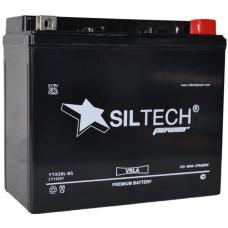 Аккумулятор SILTECH VRLA 12В 20 Ач, 270 А (YTХ20L-BS), обратная полярность ¹