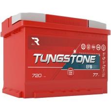 Аккумулятор TUNGSTONE  77 Ач, 720 А EFB, обратная полярность ²