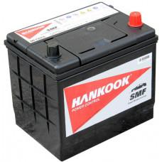 Аккумулятор HANKOOK Asia  65 Ач, 580 А (75D23L), обратная полярность, нижний борт ²
