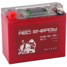 Аккумулятор RED ENERGY DS 12В 12 Ач, 165 А (DS 1212.1), прямая полярность ⁶