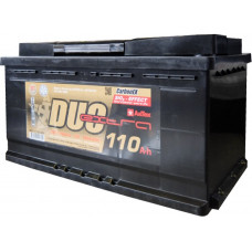 Аккумулятор DUO EXTRA DUO POWER 110 Ач, 950 А, обратная полярность ²