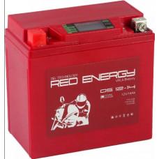 Аккумулятор RED ENERGY DS 12В 14 Ач, 210 А (DS 1214), прямая полярность ⁶
