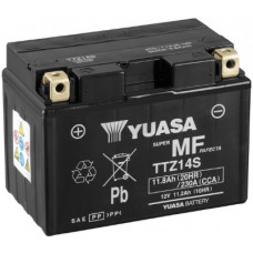 Аккумулятор GS YUASA  12В 11 Ач (TTZ14S, YTZ14S), прямая полярность ⁶