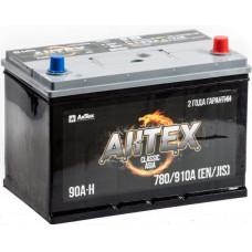 Аккумулятор АКТЕХ Asia CLASSIC 90 Ач, 780 А (115D31L), обратная полярность ²