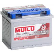 Аккумулятор MUTLU SFB M3 60 Ач, 540 А (L2.60.054.A), обратная полярность ¹
