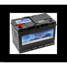 Аккумулятор ISKRA ENERGY Asia  91 Ач, 740 А (591400074), обратная полярность, нижний борт ²