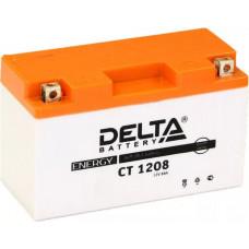 Аккумулятор DELTA CT 12В 8 Ач, 110 А (CT 1208), прямая полярность ⁶