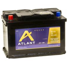 Аккумулятор ATLANT  66 Ач, 550 А, прямая полярность ¹