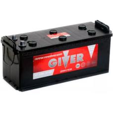 Аккумулятор GIVER HYBRID 225 Ач, 1500 А, европейская полярность, конусные клеммы ²
