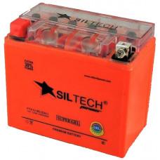 Аккумулятор SILTECH GEL 12В 12 Ач, 200 А (YTX12-BS) GEL, прямая полярность ¹