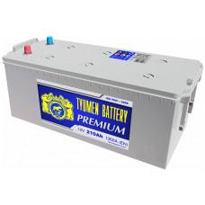 Аккумулятор TYUMEN BATTERY (ТЮМЕНЬ) PREMIUM 220 Ач, 1420 А Ca/Ca, европейская полярность, конусные клеммы ¹