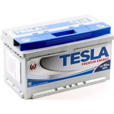 Аккумулятор TESLA PREMIUM ENERGY 80 Ач, 800 А, прямая полярность ²