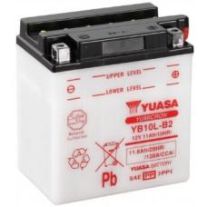 Аккумулятор GS YUASA  12В 11 Ач (YB10L-B2), обратная полярность ⁶