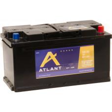 Аккумулятор ATLANT  100 Ач, 800 А, обратная полярность ¹