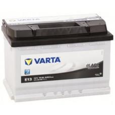 Аккумулятор VARTA Black Dynamic 70 Ач, 640 А (E13), обратная полярность ²