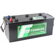 Аккумулятор FORWARD Green 210 Ач, 1300 А, европейская полярность, конусные клеммы ¹