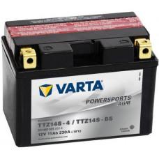 Аккумулятор VARTA POWERSPORTS 12В 11 Ач, 230 А (511902023) AGM, прямая полярность ²